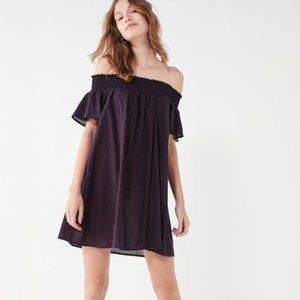 Urban Outfitters off-the-shoulder Dress